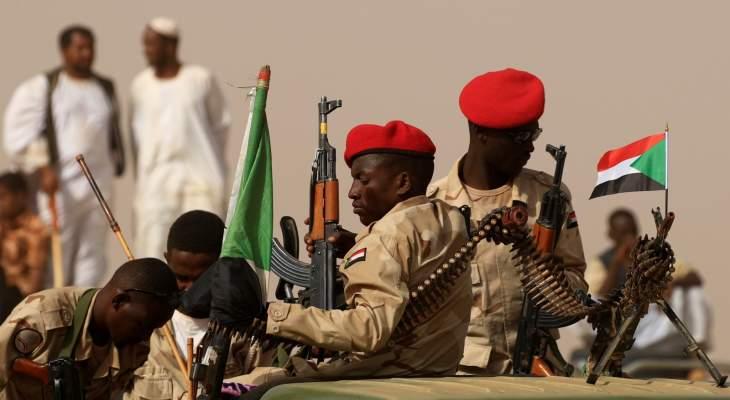 الجيش السوداني نفى إرسال 1000 جندي إلى ليبيا لدعم حفتر