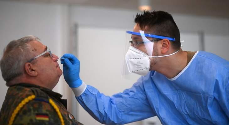 الصحة المكسيكية: 6917 إصابة جديدة بفيروس كورونا و4272 حالة وفاة