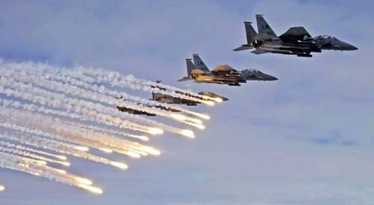 أدرعي: طائرة عسكرية أغارت على موقع عسكري تابع لحماس جنوب قطاع غزة