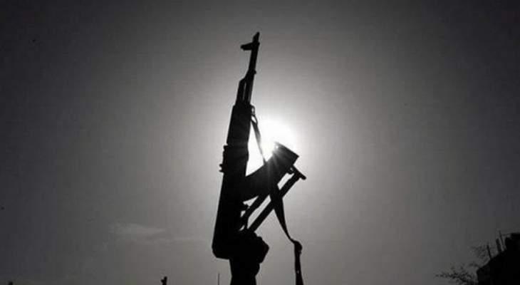 النشرة: إشتباكات عنيفة بين آل الضيقة وآل برو بحزين بمختلف أنواع الأسلحة والقذائف الصاروخية