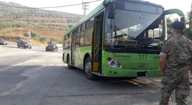 النشرة: عشرات الأسر السورية المهجرة عادت إلى منازلها في بلدة القصير