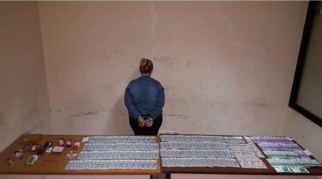 قوى الأمن:توقيف سورية سرقت أكثر من 60 الف دولار ومصاغ ذهبي في برج حمود