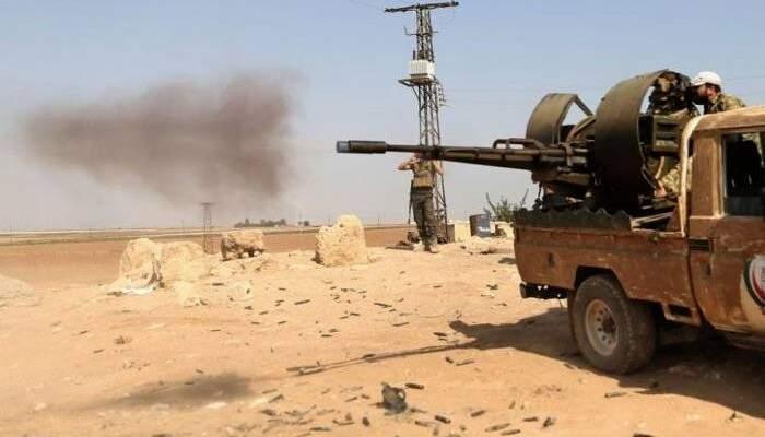 """المرصد السوري: مقتل 10 مقاتلين من """"قسد"""" والفصائل الموالية لتركيا على جبهات عين عيسى"""