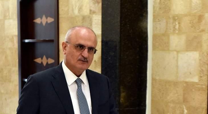 خليل: دولتنا تحمل بزور الفشل ونحن ضد منطق الإلغاء والورقة الاقتصادية بداية العمل الإصلاحي