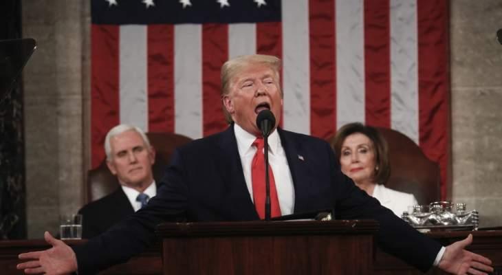 ترامب: اقتصاد أميركا يتحسن وانظروا إلى سوق الأسهم