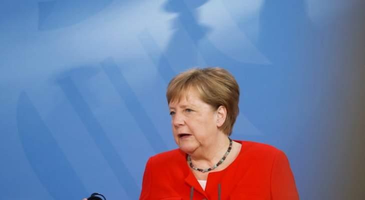 ميركل: روسيا تمثل تحديا كبيرا لنا وعلينا أن نبقى بالحوار معها مهما كان ذلك صعبا