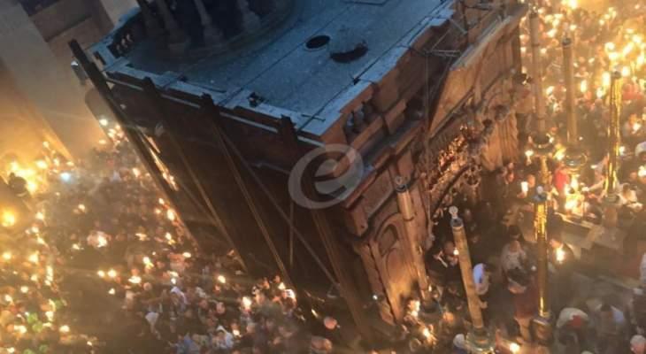 كنيسة القيامة في القدس مغلقة في عيد الفصح للمرة الاولى منذ 100 عام