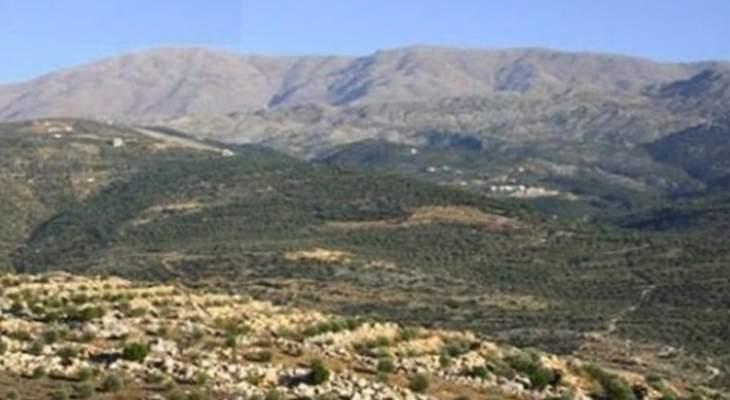 الجيش الاسرائيلي سرق قطيعا من الماعز بعد فرار الراعي في مرتفعات كفرشوبا