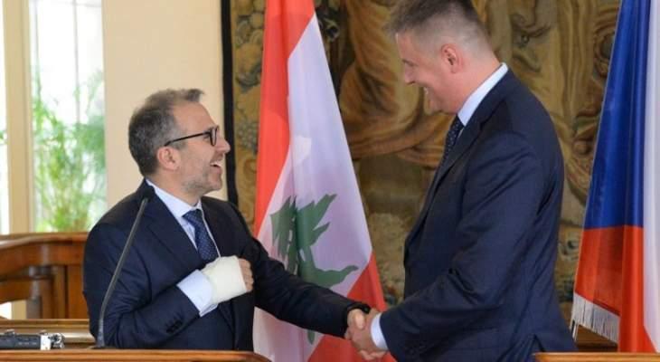 باسيل: كما نجح لبنان بمواجهة التطرف الاسلامي فهو مستعد لمواجهة اي تطرف مسيحي