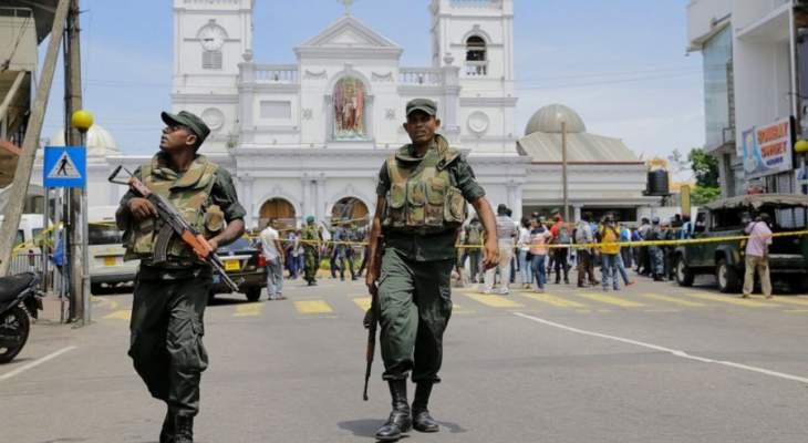 الشرطة السريلانكية: لا إصابات في الانفجار في بلدة بوغودا