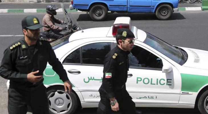 وزارة الأمن الإيرانية: إحباط مخطط إسرائيلي لتنفيذ أعمال تخريبية وإثارة الاضطرابات