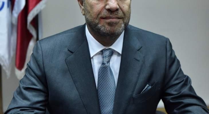 غجر عرض مع  سفير روسيا التعاون بين البلدين