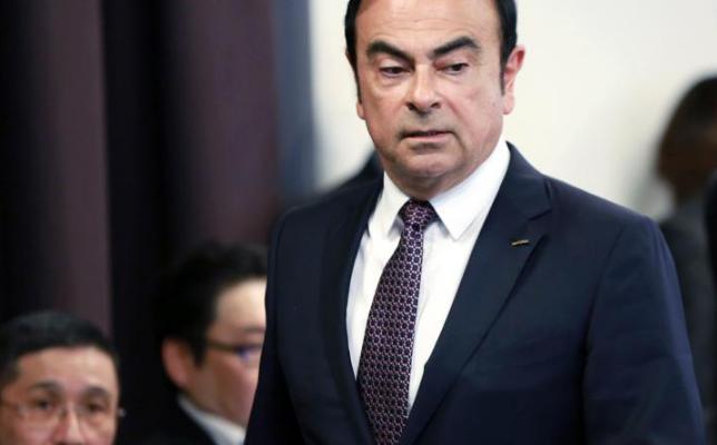 محكمة يابانية: السجن لمتواطئين أميركيين في تهريب غصن
