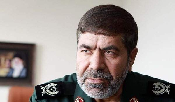 متحدث باسم الحرس الثوري الإيراني: أميركا ليس لديها ما تقوله في المنطقة