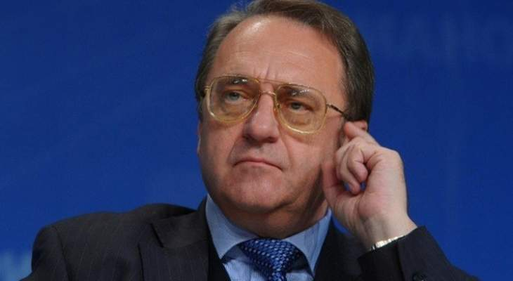 الجمهورية: بوغدانوف شدد على ضرورة دعم الحريري وعلى ان لا ينال اي فريق الثلث المعطل