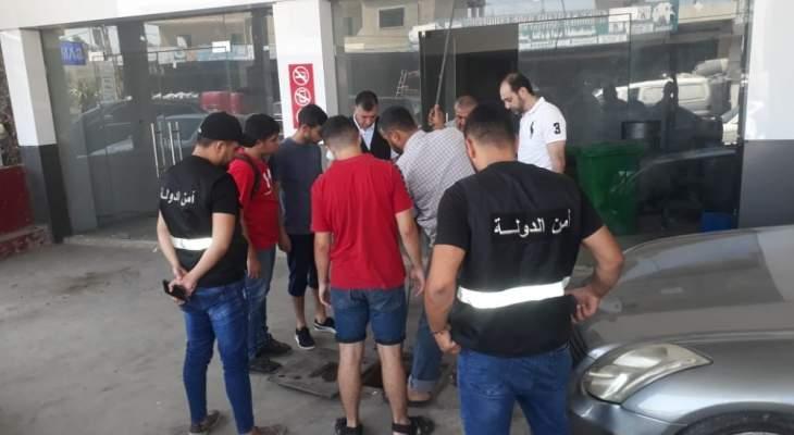 أمن الدولة: تنظيم محاضر ضبط بحق محطات محروقات مخالفة في عكار