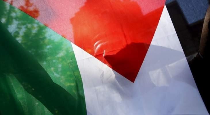 تغيير اسم أحد شوارع بلدة فلسطينية من البحرين إلى اسم رئيس مجلس الأمة الكويتي