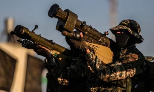 سرايا القدس أعلنت قصف تل أبيب برشقة صاروخية ثقيلة