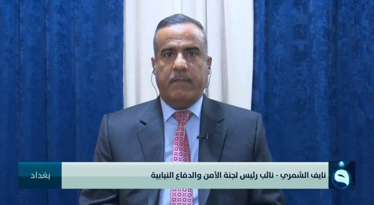 نائب عراقي: الحكومة ستتعاقد بالأشهر المقبلة مع شركات لتزويد بلدنا بمنظومة حديثة للدفاع الجوي