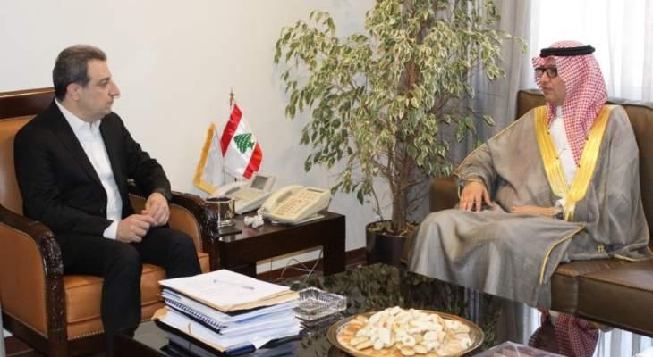 ابو فاعور: ما يعلنه البعض ضد السعودية لا يعبر عن حقيقة الموقف اللبناني تجاهها