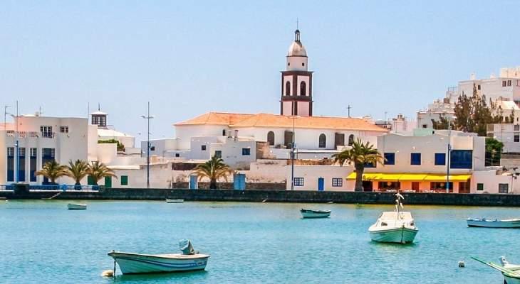 ارتفاع أعداد المهاجرين الواصلين لجزر كنارياس الإسبانية في 2020