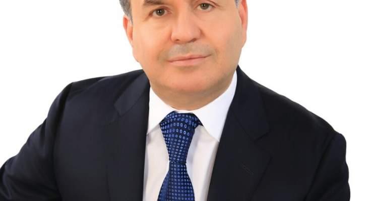 درغام: بحاجة لحكومة مطعمة سياسيا لانه لا يمكن تخطي نتائج الانتخابات النيابية