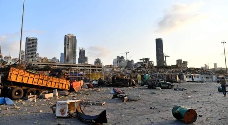 مهندس فرنسي شارك في مشاريع ترميم مبان دمّرتها الحرب بين ضحايا انفجار بيروت