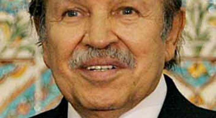 وفاة الرئيس الجزائري عبد العزيز بو تفليقة بعد صراع مع المرض