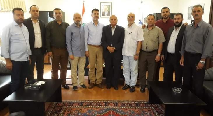 انتخاب محمد رطيل رئيسا لبلدية ميفدون خلفا للرئيس المستقيل جواد جاب