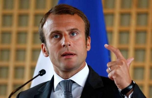 ماكرون يبلغ رئيس الوزراء الهندي ان باريس تراقب مسألة حقوق الإنسان في كشمير