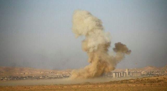 سقوط 5 صواريخ بالقرب من معسكر تتواجد فيه قوات تركية شمال الموصل