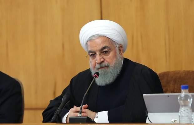 روحاني: على إيران إما الالتفاف على الحظر أو إجبار الأعداء على إعلان التوبة