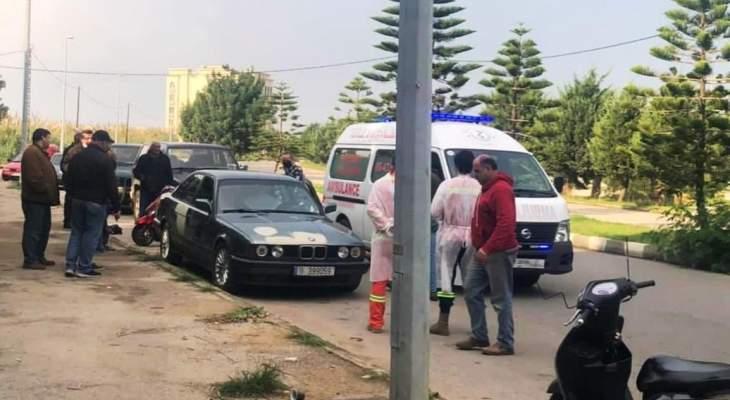 النشرة: العثور على جثة مواطن داخل سيارته في منطقة المعرض بطرابلس