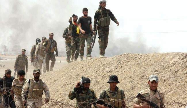 الحشد الشعبي يعلن تصديه لهجوم داعش على الحدود العراقية السورية