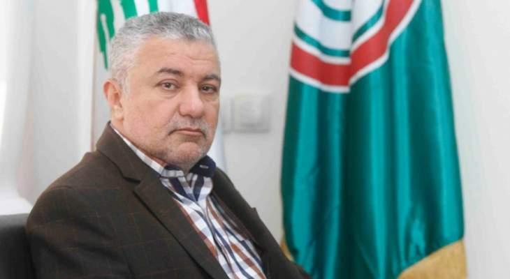 محمد نصرالله: البلاد تسير باتجاه الانفجار الكبيرالذي بدأ الجميع يتوقعه