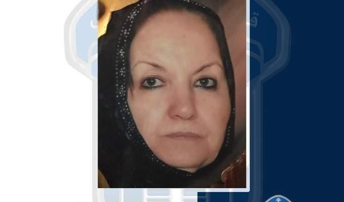 قوى الأمن: تعميم صورة مفقودة غادرت مستشفى ببيروت حيث كانت تتلقى العلاج ولم تعد