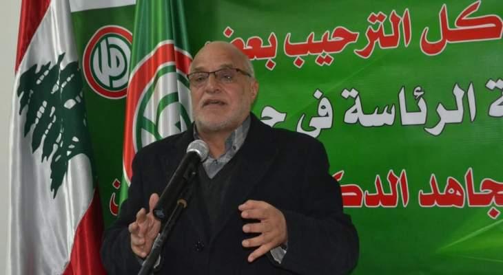 خليل حمدان: تشكيل الهيئة الناظمة للكهرباء هو المعبر لمعالجة المشكلة