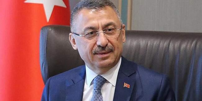 نائب اردوغان أكد عزم تركيا مواصلة أنشطة التنقيب في البحر المتوسط