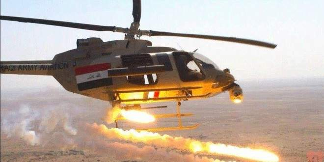 الجيش العراقي: مقتل 5 من إرهابيي داعش بغارة للطيران المحلي