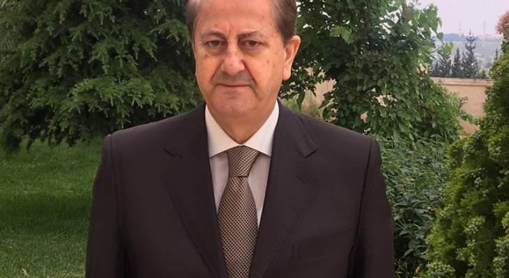 طلال المرعبي: لإدراك مخاطر المرحلة ودعم التوجهات التي ستمكن لبنان من اجتياز الصعاب