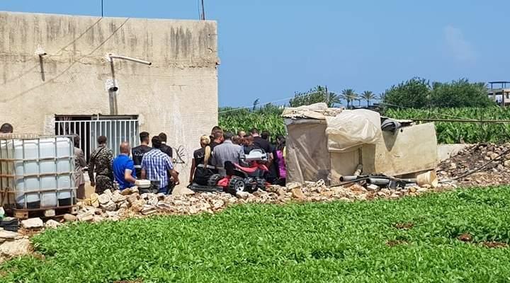 وزارة الاقتصاد أقفلت مسلخاً مخالفاً في الدامور بالشمع الأحمر
