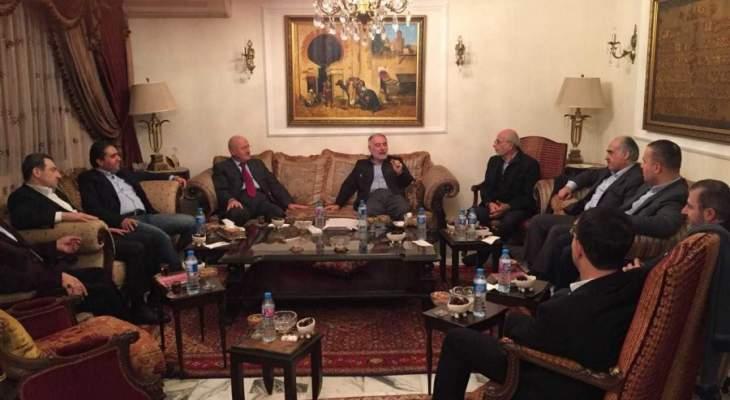 حزب الله والاشتراكي: اعتراف اميركا بالقدس عاصمة لاسرائيل عدوان سافر