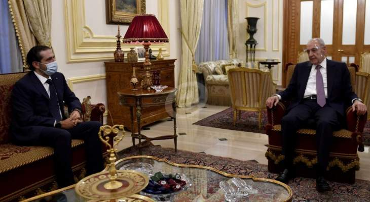 مصادر مقربة من الحريري للـMTV: مبادرة بري هي الطرح الوحيد اليوم لكنهم لا يريدون لها النجاح