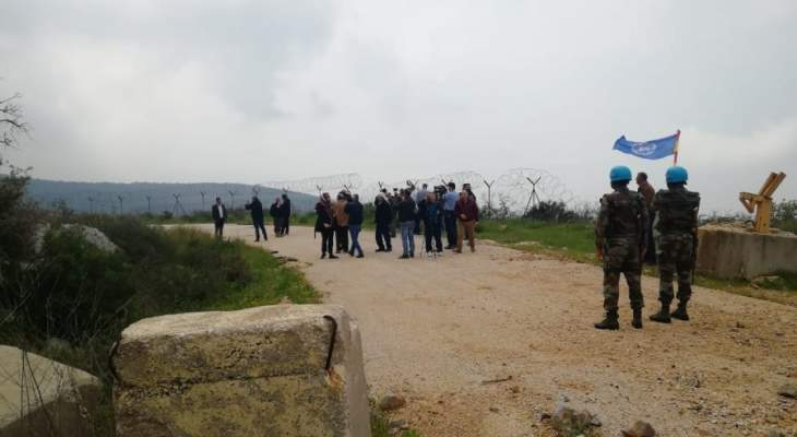 هاشم أكد أحقية لبنان بمزارع شبعا وتلال كفرشوبا والجزء الشمالي من الغجر
