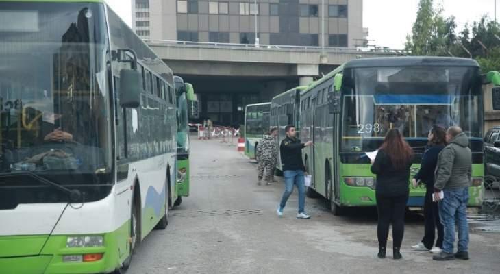 الحزب اللبناني الواعد يعلن انطلاق الدفعة الثانية من النازحين السوريين إلى وطنهم