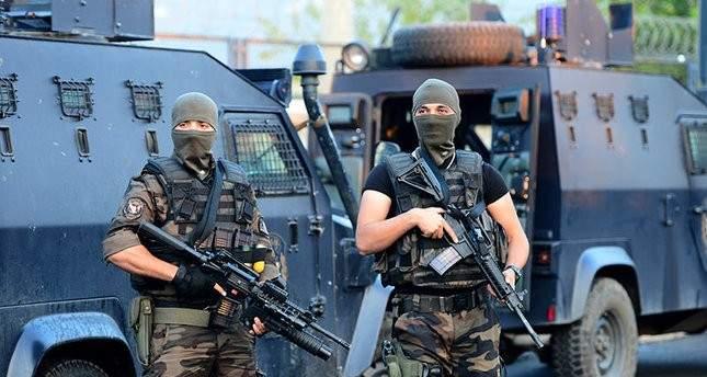 قوات الأمن التركية ضبطت 833 مهاجرا غير نظامي خلال يومين في أدرنة