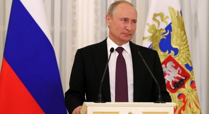 بوتين: القتال في كاراباخ تسبب بمقتل أكثر من 4000 شخص