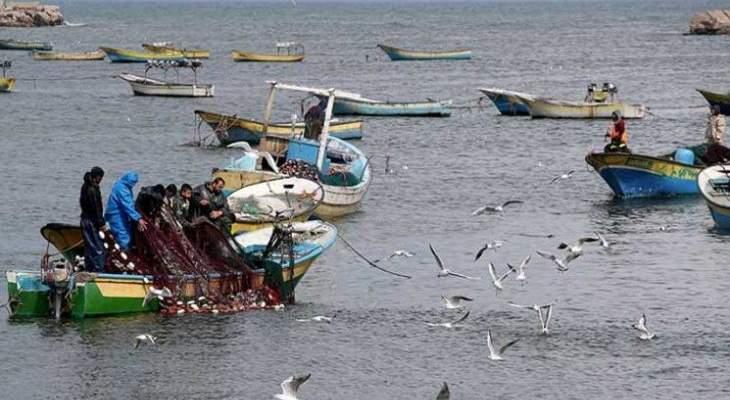 إعادة فتح معبر كرم أبو سالم ومنطقة الصيد البحري في غزة