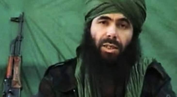 وزير الدفاع الفرنسي يعلن مقتل زعيم تنظيم القاعدة في بلاد المغرب