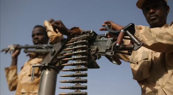 18 قتيلا في اشتباكات قبلية في ولاية غرب دارفور في السودان